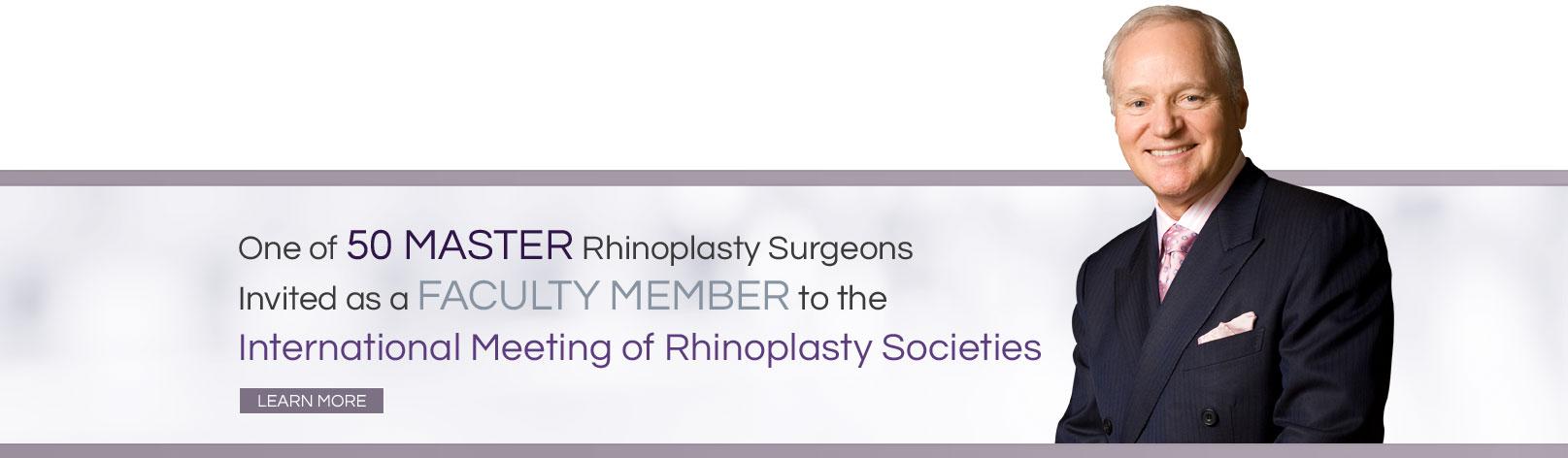 Toronto Master Rhinoplasty Surgeon