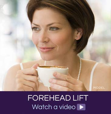Forehead Lift Video