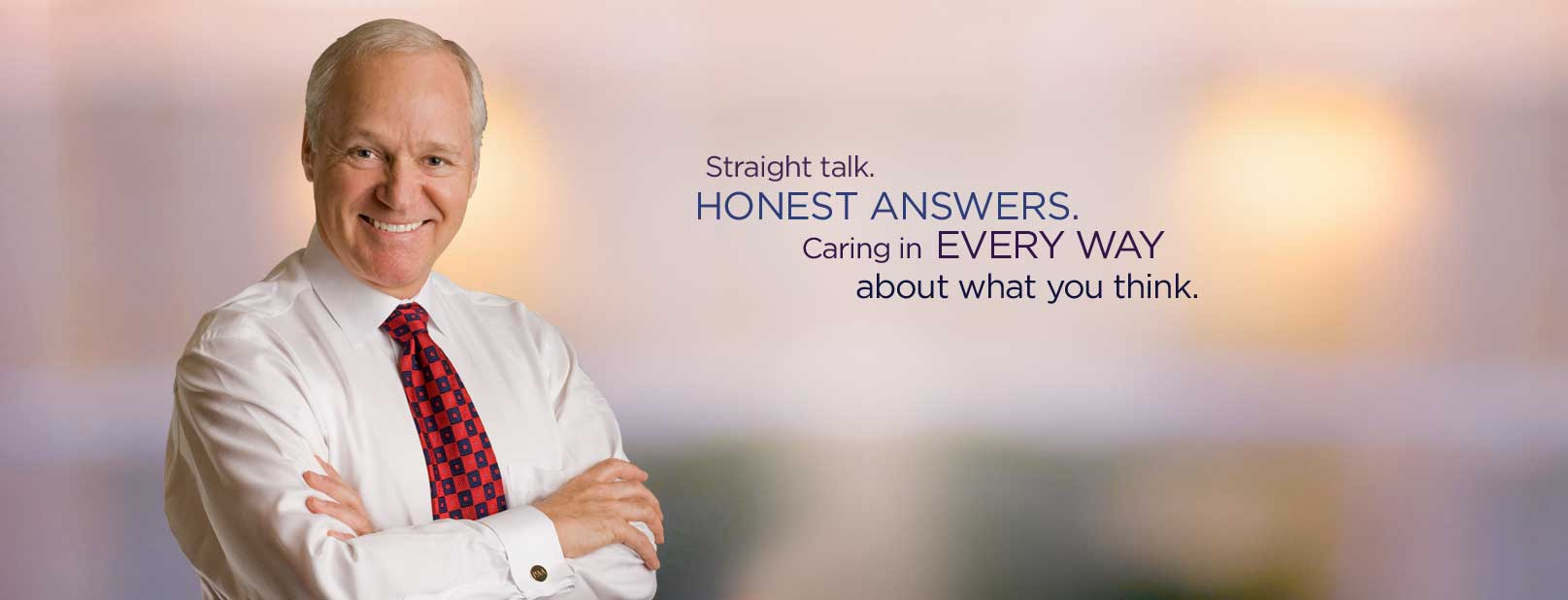Honest Answers banner