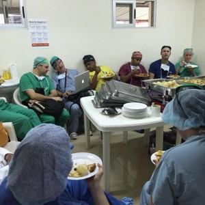 Dr Adamson Rwanda 2015 Surgical Mission